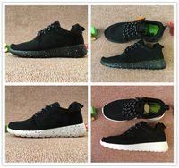 Wholesale Dot Net - Cheap top London Olympic Run Casual Running Shoes for Men Women White Black ink dot Lightweight Net Surface Fashion Sports Sneakers EUR36-44