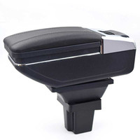 Wholesale Center Storage Console - For Chevrolet Trax armrest box central store box contents of interior products armrest storage center console accessory 14-17