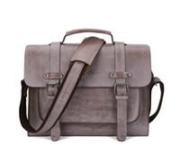 мужские рабочие сумки оптовых-Сумка-мессенджер для BAG Mens Large Canvas Work Плечо