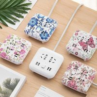 Wholesale smart card standard for sale - Group buy New Hot Climbing wall usb socket creative desktop smart plug multi function line card mobile phone charging wiring board safety styles