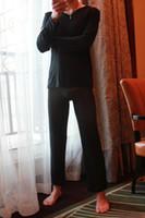 ingrosso vendita di biancheria uomo-Set da 1 pigiama da uomo sexy Indossare pigiami da notte Pigiami trasparenti Pantaloni da salotto trasparenti a rete larga Saldi erotici