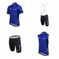 Discount gel padded bib shorts - STRAVA team Cycling Short Sleeves jersey (bib) shorts Sleeveless Vest sets Hot sale Quick Dry Bike Apparel ropa ciclismo Gel Pad Q50737