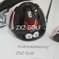 Wholesale Left Handed Golf Clubs - Golf Drivers R15 left hand golf clubs Fairway Woods club putter iron wedge hybrid utility men R15 M2 G400