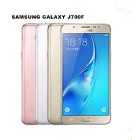 celulares de 5,5 polegadas venda por atacado-Original Samsung Galaxy J7 J700F 5.5 Polegada 13MP Ram 1.5 GB Rom 16 GB Desbloqueado Celular Recondicionado