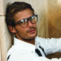 модные оптические рамы оптовых-Fashion Spectacle Frame Men Women Optical Glasses Frame With Clear Glass  Transparent Men's Glasses Frames