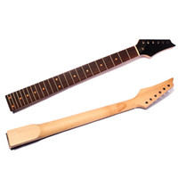 24 Trastes ST Guitar Neck Rosewood Guitar Neck para TL Style Electric Guitar