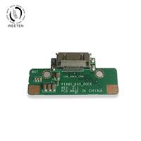 Wholesale asus dock - Original Pad keypad Port Dock Board For Asus Transformer AiO P1801 keypad Connector module Replacement Repair P1801_PAD_DOCK