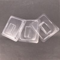 impresión de tarjetas plásticas al por mayor-Venta al por mayor Tarjetas de impresión Para el cartucho vacío COCO Vaporizador vape pen Pod Clamshell packaging Blister Embalaje de plástico oferta OEM inserte tarjetas