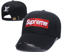ingrosso cappuccio hip hop di marca-Nuovi cappelli di marca Cappelli Hip Hop di design Hipbackbackback Cappellini da baseball Snapback di cotone solido Osso europeo stile americano cappelli di moda 008