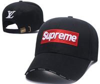 şapka avrupası toptan satış-Yeni Marka Kapaklar şapkalar Tasarım Hip Hop strapback Yetişkin Beyzbol Kapaklar Snapback Katı Pamuk Kemik Avrupa Amerikan Tarzı Moda şapkalar 008