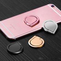 telefonhalter wasser großhandel-Beliebte telefon steckdosen Finger Ring Halter Universal Handy Ring Top Qualität Wassertropfen Magnet Stander Für iPhone Samsung