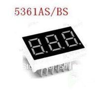 lider ekran segmentleri toptan satış-10 ADET LD-5361AS 3 Haneli 0.56