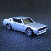 Wholesale oem toys - Kyo sho OEM 1:64 n Skyline GT-R KPGC110 alloy car The second generation of the God of war toys for children bulk freeshipp
