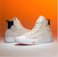 Wholesale rice boxes - 2018 New Rokit Chuck Crystal Sole Rice White High-quality Shoe 1970S Luxury Shoes,Fashion Running Shoes Size35---44 With Box