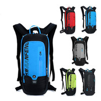Wholesale unique fishing resale online - 5 Colors Waterproof Nylon Backpack Outdoor Sport Climbing Hiking Trekking Lightweight Unique Design Bag EEA230