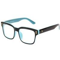 Haute qualité en forme de V boîte lunettes cadre marque pour femmes mode  hommes lunettes optiques monture lunettes Oculos De Grau Armacao 2814a181bde0