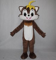Wholesale squirrel mascot adult costume - 2018 Factory sale hot adult squirrel mascot costume for adult to wear for sale for party
