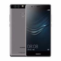Wholesale Original 4g Huawei Smart Phones - Refurbished Original Huawei P9 4G LTE 5.2 inch Octa Core 3GB 4GB RAM 32GB 64GB ROM 12MP Camera Dual SIM Android Smart Phone Free DHL 1pcs