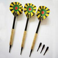Wholesale kids plastic needles for sale - Group buy Leisure Sports Needle Darts Creative Exquisite Plastic Cement Security Coordinate Anti Wear Copper Dart Gift For Kids tt jj