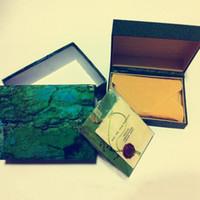 cajas de madera para el envío al por mayor-Envío gratis aaa calidad Mujeres del reloj de lujo para la caja de reloj de madera Original exterior Mens para hombre Relojes Cajas Reloj de pulsera Verde cajas de madera