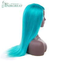 Wholesale human front hair weave online - Brazilian x4 Silky Straight Lace Front Human Hair With Baby Hair Natural Hairline Bleached Knot Peruvian Remy Hair Extensions