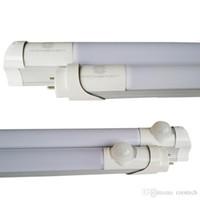 Wholesale infrared tube lights resale online - 2ft ft ft ft Infrared Motion Sensor PIR LED tube T8 motion sensor LED T8 LED tube lights W Motion Detector Induction lamp