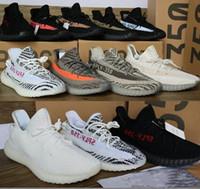 Wholesale Spring Blades - New 2017 Boost 350 V2 Beluga v2,Mesh blade Sply 350 Cp9366 Cp9654 Zebra Cp9652 Breds 350 Running Shoes