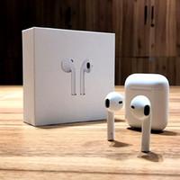 chinesische drahtlose kopfhörer großhandel-Drahtlose Kopfhörer mit Ladebehälter hoher Qualität Stereo-Kopfhörer für Iphone und Android-Smartphone Fabrik Großhandel