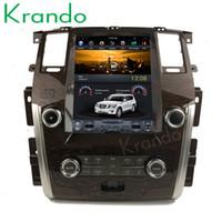 высокий экран dvd оптовых-Krando Android 8.1 12.1