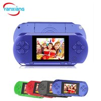 Wholesale wholesale video games for sale - 30PCS CLassic games Bit PXP3 Handheld TV Video Game Console Gameboy PXP Pocket Game Players For boy Children YX PXP