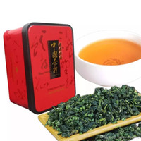 Wholesale Healthy Loss - 155g 10 packs Superior Healthy Chinese TiKuanYin Green Tea,1725 Weight Loss Anxi TieGuanYin Oolong Tea, Green Food Gift Packing