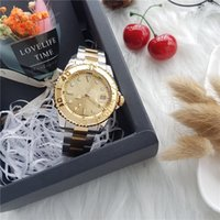 Wholesale solar watches - 40 mm AAA watch diameter automatic luxury watches simple style imported luxury quartz watch movement