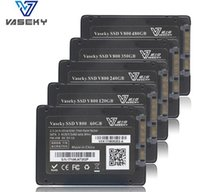 Wholesale solid state hard drive ssd for sale - Group buy 256G MLC SSD Internal Hard Drive V800 Solid State Drive SATA3 Competitive for Desktop Laptop PC