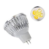 bombillas led led 4w al por mayor-CREE Focos Led 4W Regulable GU10 MR16 E27 E14 GU5.3 B22 Foco Led bombilla led lámparas downlight