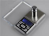 dijital oz skalası toptan satış-Elektronik LCD Ekran ölçekli Mini Cep Dijital Ölçeği 200g * 0.01g Tartı Ölçeği Ağırlık Terazi Dengesi g / oz / ct / tl SN281