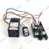 Wholesale laser green module - 650nm 100mW Red + 532nm 30mw Green Laser Module DiodeL TEM Stage Lighting