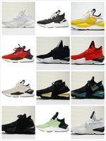 venta de zapatos y3 al por mayor-Diseñador Y3 Kaiwa Chunky zapatillas de deporte de la venta caliente Y3 Kaiwa Chunky zapatillas deportivas zapatos de entrenamiento 38-44