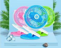 Wholesale clips computer - Small fan rechargeable clip fan usb mini computer desktop fan
