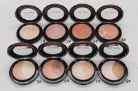 Wholesale makeup mineralize skinfinish online - 24pcs new Arrivals makeup jade jagger Mineralize Skinfinish powder color DHL