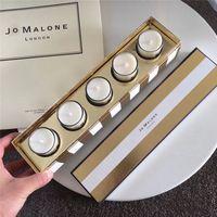 essências de perfume venda por atacado-Nova Jo Malone Incenso Essência perfumes para Festa de Natal Festival colônia parfum 5 * 35g Com Saco de Presente