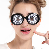Wholesale Eyeball Halloween - Halloween Spectacles Eyeball Modelling Glasses Party Supplies Gift Funny Birthday Black Creative Photograph Prop New Arrival 7 5sfc V
