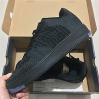 Wholesale free skateboard shoes - N02-9 2018 Casual Shoes new style Women FORCe High low lover Skateboard Shoes One line knit Free Shipping mesh Shoes