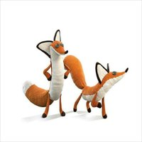 Wholesale Film Animations - 1pcs 60cm Animation Film The Little Prince Plush Dolls ,The Little Prince Fox Stuffed Plush Toys For Baby Kids