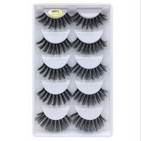 Wholesale 3D Mink Eyelash Hair Pair False Eyelashes Extension Eyelash Hair Full Strip Eye Lashes by Aritificial Mink Designs