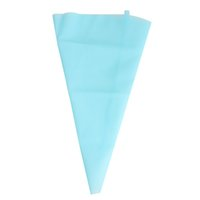 Wholesale icing decorator bags - 1 x Silicone Reusable Icing Piping Cream Pastry Bag Cake Decorating Tool DIY Accessories