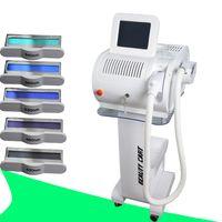Wholesale portable ipl equipment - 2018 New professional ipl elight machine diode laser shr fast hair removal portable diode laser beauty equipment