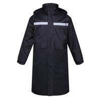 Hooded Outdoor Raincoat Waterproof Men Long Men Rain Coat Women Fishing Overalls Chaqueta Mujer Impermeable Rainwear 50A0145
