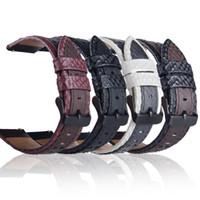 наручные часы из натуральной кожи оптовых- Genuine Leather Strap For Samsung Gear S3 Frontier /Classic Watch Band Women/Men Replacement Bracelet WristBand
