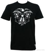 ingrosso camicie di aquila sottile-T-Shirt Eagle Slim Fit SAILOR JERRY T-shirt Eagle Slim Fit Nero S-3XL T-Shirt Cool O Neck Cool