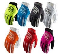Wholesale Road Bike Winter Gloves - 2018 new arrived tld Winter Warm Full Finger Cycling Gloves Sports Accessory road Mountain bike silicone non-slip breathable glove G338